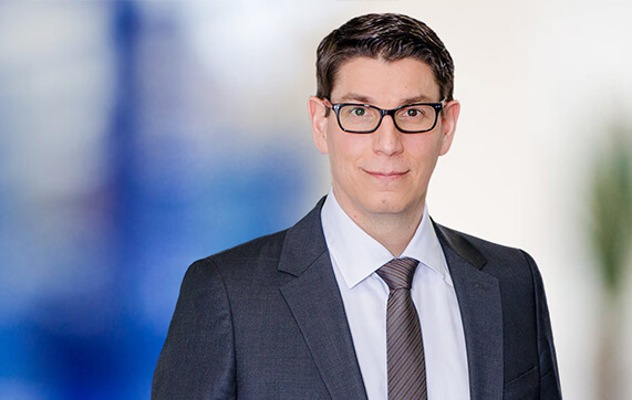 Avukat Alexander Oebel, Director Debt Collection & Legal Affairs, TIMOCOM
